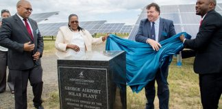 Africa's First Solar-Powered Airport Sets Milestone in Renewable Energy