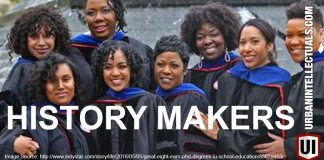 Just How Did The Great Eight Sister Circle Make History This Month? You Gotta Read This!!!