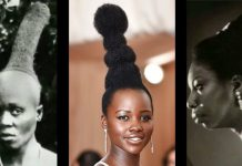 """Lupita Nyong'o Told Vogue to Put some """"Respeck"""" on Her Ancestry"""