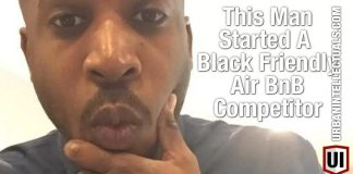 Man Starts A Black Air BnB Rather Than Complaining About His Discrimation