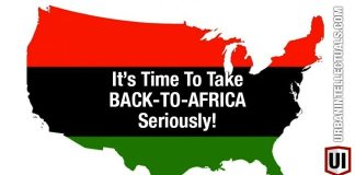 It's Time To Take BACK-TO-AFRICA Seriously!