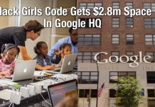 LOVE THEM: Black Girls Code Moving To $2.8m Space In Google NY HQ!