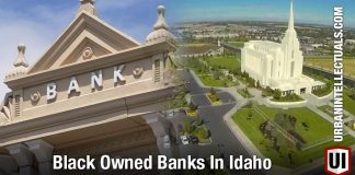 Black Owned Banks In Idaho