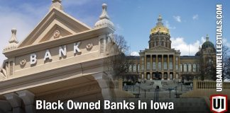 Black Owned Banks In Iowa