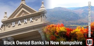 Black Owned Banks In New Hampshire