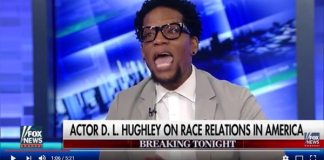 Fox's Megyn Kelly Exudes White Privilege On D.L. Hughley | But She Wasn't Ready For His Responses