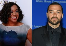 Shonda Rhimes Shuts Down Jesse Williams Haters And That Stupid Petition