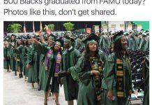 500 Blacks Graduated FAMU