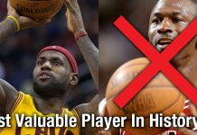 LeBron Passes Jordan, Now The Most Valuable Player In NBA History