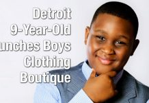 Detroit 9-Year-Old Launches Boys Clothing Boutique