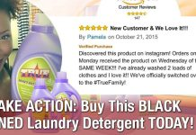 TAKE ACTION: Buy This BLACK OWNED Laundry Detergent TODAY! #BUYBLACK 1