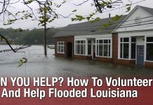 CAN YOU HELP? How To Volunteer And Help Flooded Louisiana