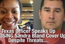 Texas Officer Speaks Up EXPOSING Sandra Bland Cover Up Despite Threats....