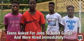 Teens Asked For Jobs To Avoid Gangs And Were Hired Immediately! 2