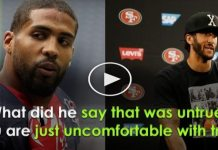 NFL Star Arain Foster Puts Everyone In Their Place That's Against Colin Kaepernick 3