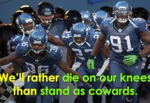 The Entire Seattle Seahawks Team Will Protest National Anthem At Opening Game