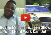 Tea Boy To Millionaire, Teen Shows Us What Hard Work Can Do!