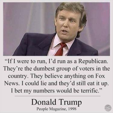 Trump's People 1998