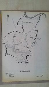 Hydrologie plaine chevannes