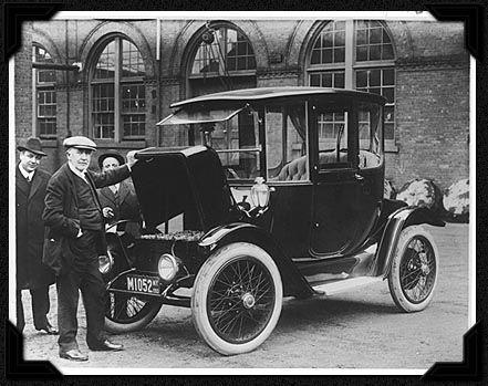 El vehículo eléctrico. Desmontando el mito