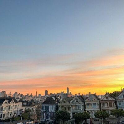Weekend Whims: At Home in San Francisco