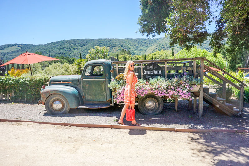 cow girl winery carmel valley