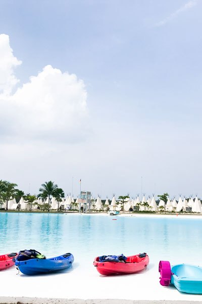 anmon resort bintan island guide