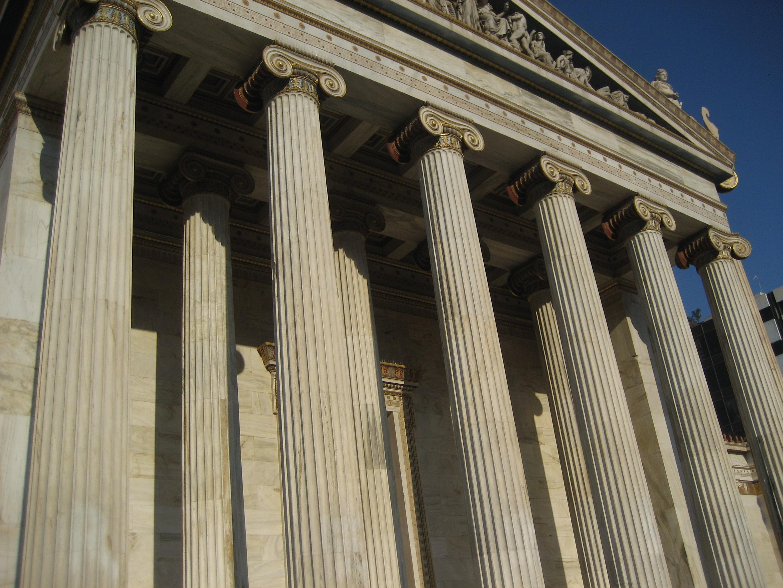 The Greek Columns On Emaze