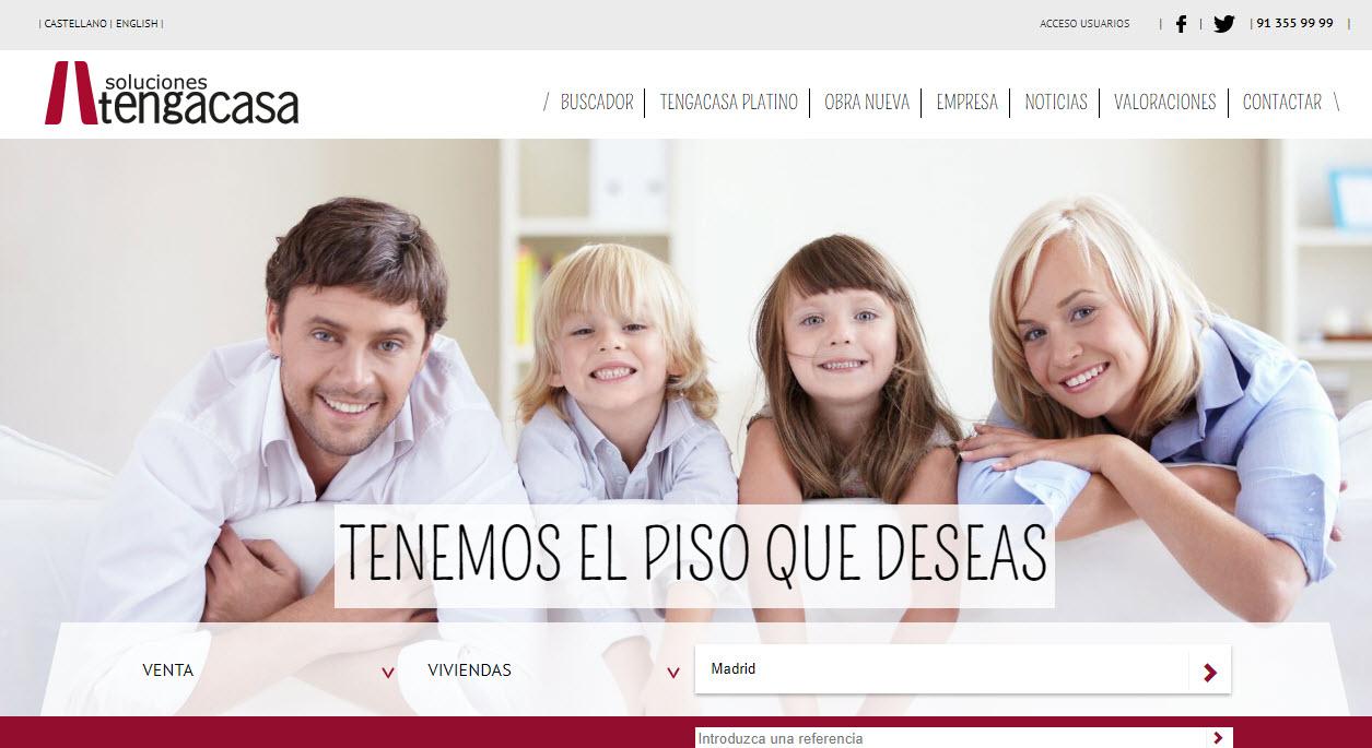 Tengacasa Soluciones Inmobiliarias Guindalera Madrid