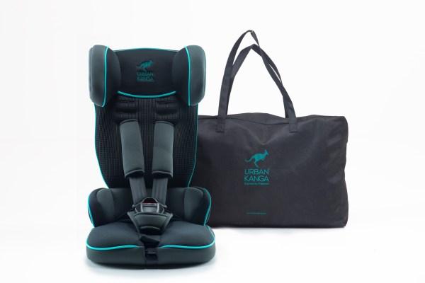Portable And Foldable Travel Car Seat - Urban Kanga