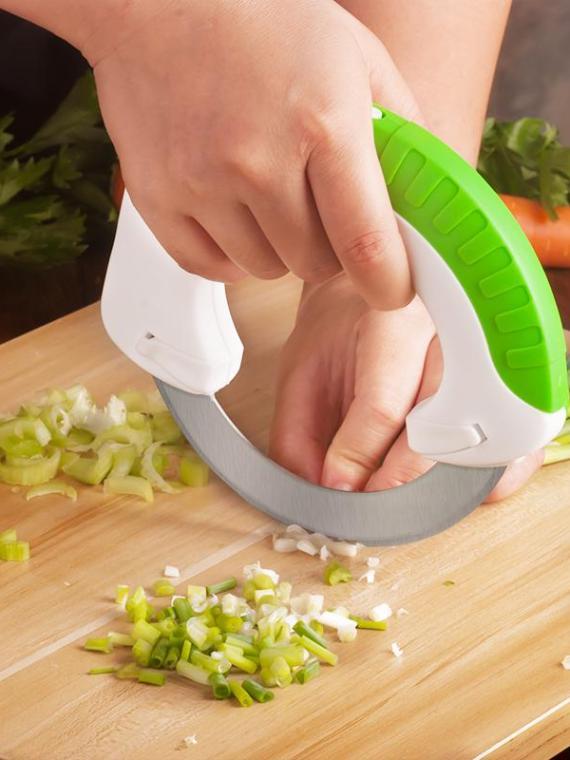 New-Kitchen-Accessories-Vegetable-Chopper-Slicer-Round-Sharp-Knife-Easy-Cutter
