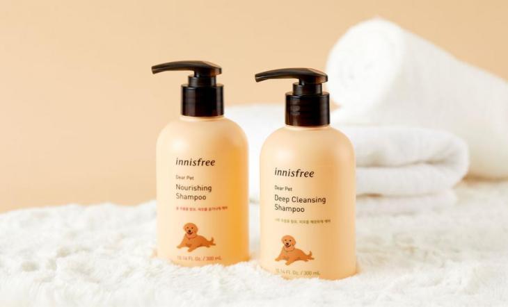 Dear-Pet-Shampoo-line