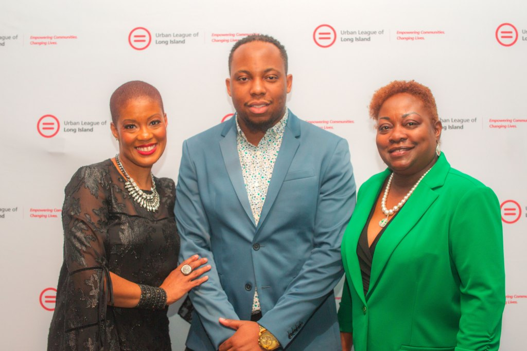 Blue Surge Marketing Agency and Godson Michel redesign the Urban League of Long Island website