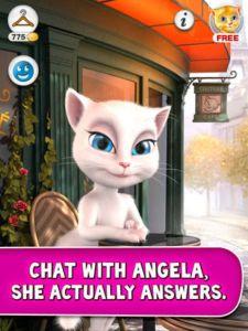 my talking angela hacked apk free download