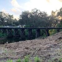The Amish Ghost Bridge of Pinecraft, Florida