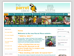The Parrot Place
