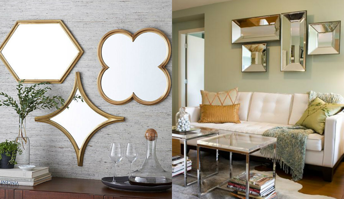 4-abstract-shapes-mirror-frames-for-wall-decoration