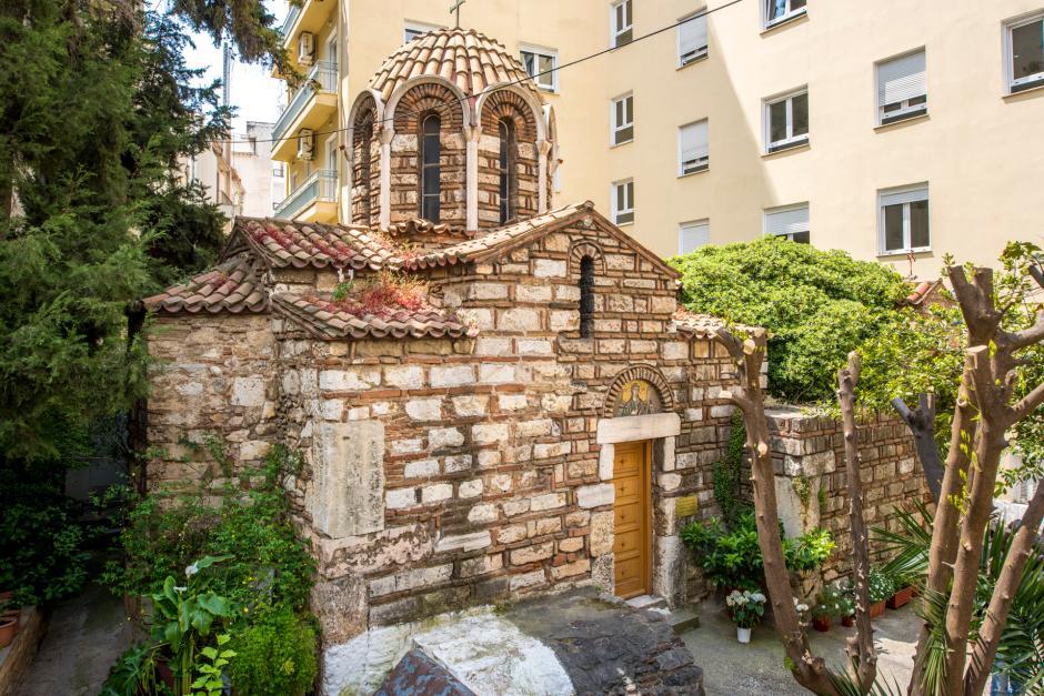 Ο Ναός των Αγίων Πάντων, στους Αμπελόκηπους | UrbanLife.gr