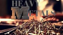 How to remove heavy metals from water