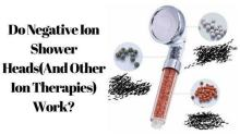 Do Negative Ion Shower Heads(And Other Ion Therapies) Work?