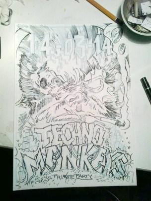Techno Monkeys