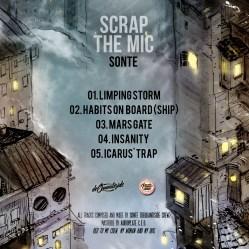 SONTE_Scrap_The_Mic-cover_bck