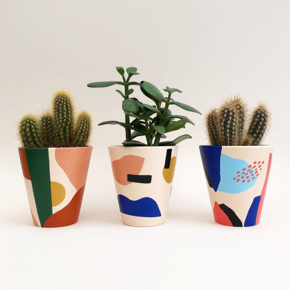 Paint a Planter workshop