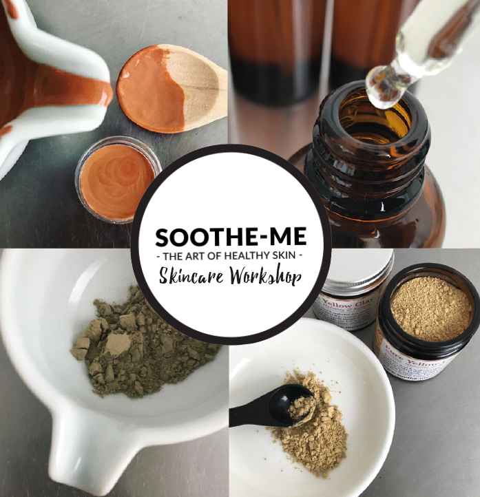 Natural Skincare Workshop with Suzie