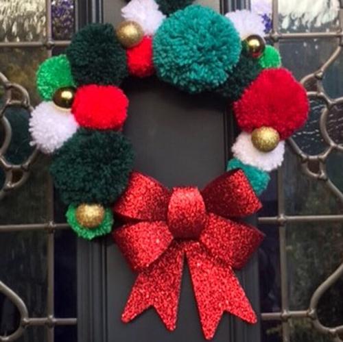 Wreath Workshop with Little Dot Loves