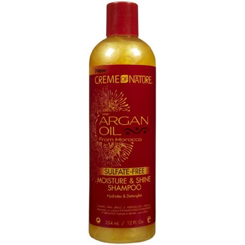 Creme Of Nature Sulfate Free Shampoo Review