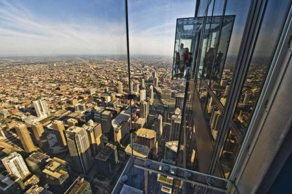 Willis Tower Skydeck Complete Guide Urbanmatter