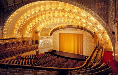 Top 10 Theaters in Chicago