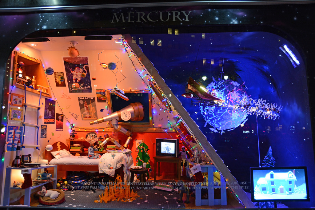 macys christmas windows - Is Macys Open On Christmas