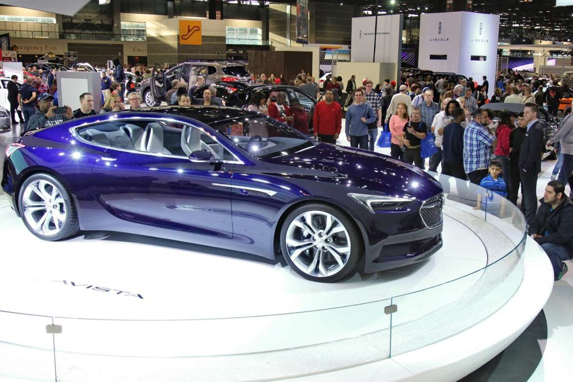 The Chicago Auto Show Returns To McCormick Place Next Month - Next auto show